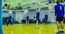Городские соревнования по волейболу